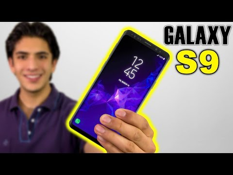 El Samsung Galaxy S9! - NESHUDO