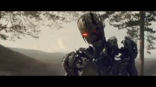 Avengers: Age of Ultron - Vision Kills Ultron - Full HD