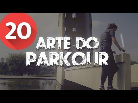 #20 ARTE DO PARKOUR (CURSO ONLINE) - DÚVIDAS NA DESCRIÇÃO - Nada de Interessante