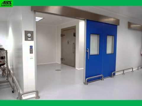 Clean Room HVACBy ABS Air Tech Pvt. Ltd, Gurgaon