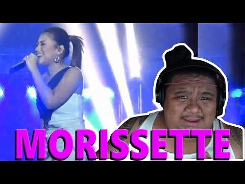 [MUSIC REACTION] Morissette Amon - Love On Top by Beyonce on Bamboo Rocks Davao