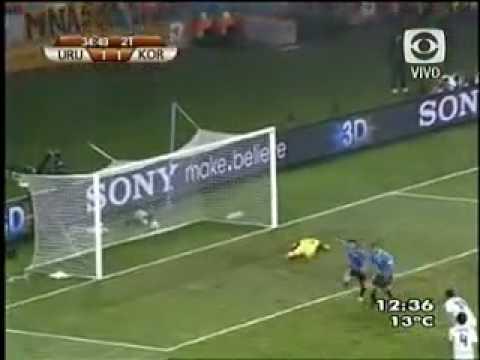 Uruguay 2 - Corea del Sur 1 (2010) - [Relato: Rodrigo Romano]