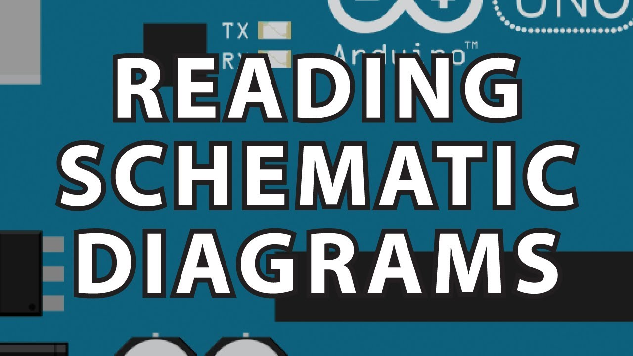 Arduino 6 Read Schematic Diagrams Youtube And Schematics Electrical Reading