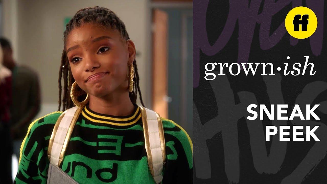 Download grown-ish Season 2, Episode 3 | Sneak Peek: Sky Explains Family Loyalty | Freeform
