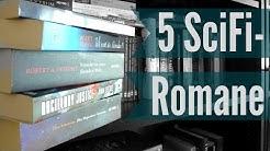 5 EMPFEHLUNGEN: Science Fiction.