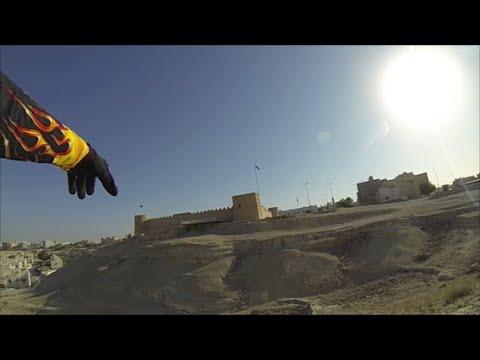 Bahrain Bike Ride - Riffa Fort and More