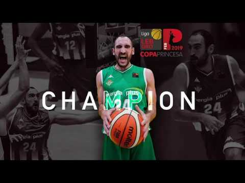 Dani Rodríguez Highlight LEB Oro Spain 2018-19