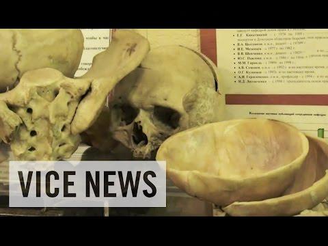 Donetsk Morgue Overrun
