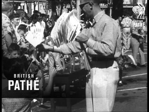 Hawaii Celebrates (1950-1959)