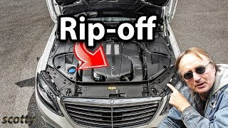 Why New Cars are a Rip-off to Repair