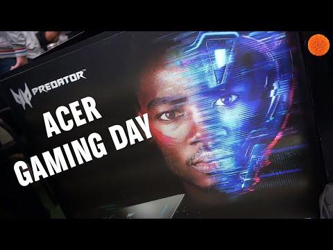 Как проходил Acer Predator Gaming Day в Одессе