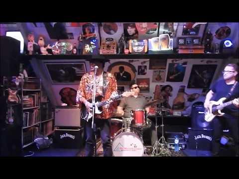 Carvin Jones Band - live @ Muziekzolder Maasdijk 051017