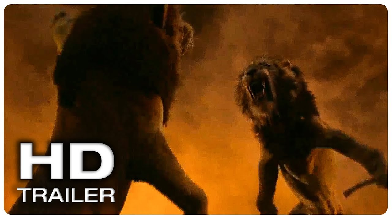 the lion king simba vs scar fight scene trailer  new 2019  disney live action movie hd