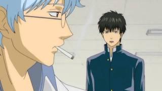 Download Gintama - Smoking in class