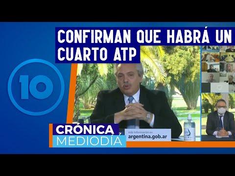 El Gobierno confirmó el cuarto ATP para empresas