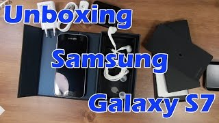 Unboxing My New Gaming Phone Samsung Galaxy S7