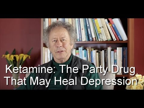 Ketamine: The Party Drug That May Heal Depression