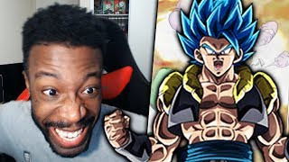 I DROPPED EVERYTHING FOR GOGETA BLUE AND...... | Dragon Ball Z Dokkan Battle