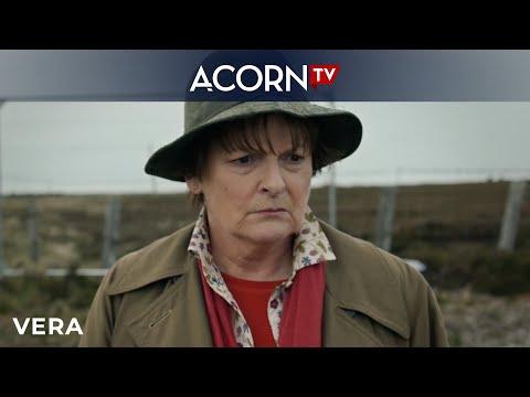 Acorn TV | Streaming Exclusive | Vera Series 6 Clip