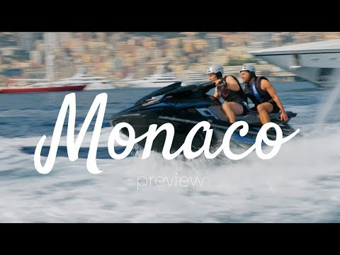 Living the YACHT LIFE during Monaco Yacht Show
