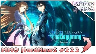 Sword Art Online: The Beginning - MMO HardNewS #223
