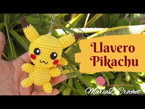 Pikachu – Amigurumi Patterns | 360x480
