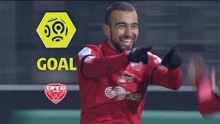 Goal Naim SLITI (7') / Angers SCO - Dijon FCO (2-1) / 2017-18