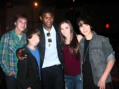 Caitlin Beadles & Justin Bieber Kiss and Tell