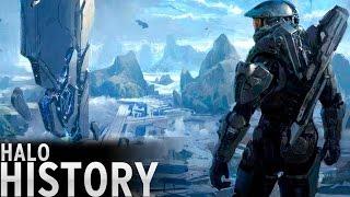 History of - Halo (2001-2015)