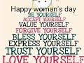 Woman's day images & quotes....