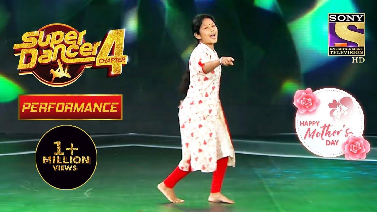 Download Soumit के Mummy के Performance ने सबको किया Shock |Super Dancer 4|सुपर डांसर 4 |Mother's Day Special