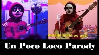Un Poco Loco Parody / Pixar film COCO (Lip-sync tribute) thumbnail
