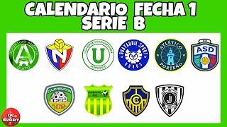 Campeonato ecuatoriano de futbol serie b