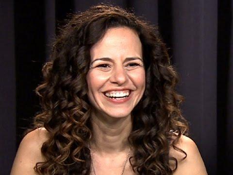 Actress Mandy Gonzalez gets her shot in 'Hamilton'