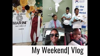 Weekend Vlog| Launch, Birthday Party, Mothers Day