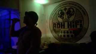 Young Addis feat Joseph Lalibela @ Nantes Dub Experience #9