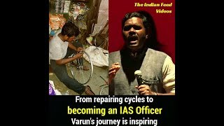 Video Varun Baranwal from cycle repairing to IAS download MP3, 3GP, MP4, WEBM, AVI, FLV Agustus 2018