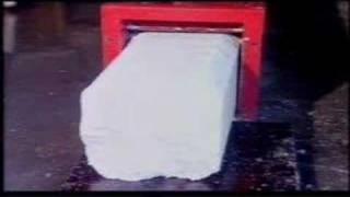 EPS Styrofoam Compactor