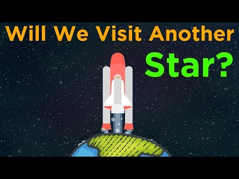 Will Humanity Reach Another Star In Your Lifetime?