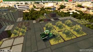 Tanki online parkour level 3[№15]