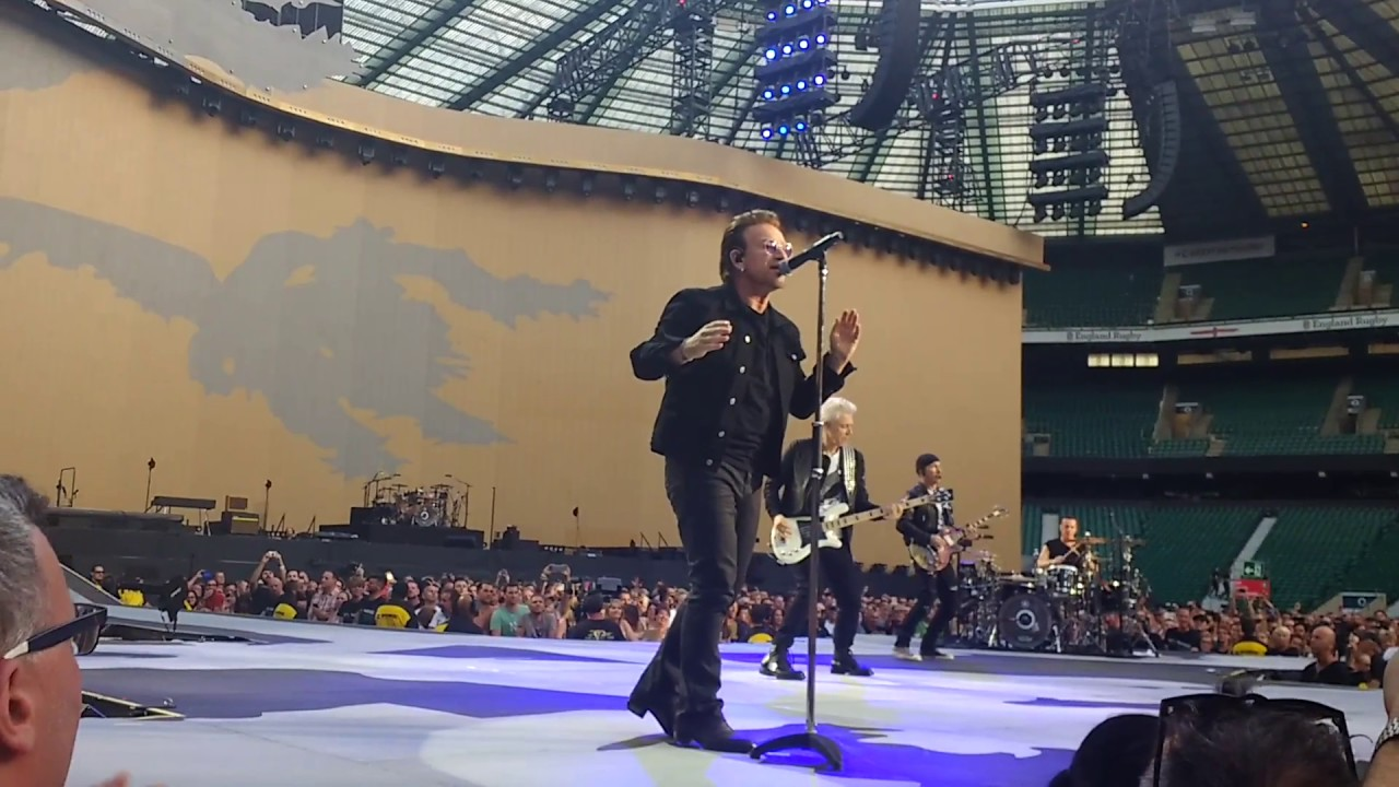 iPhone/Android Apps from @U2