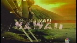 Hawaii 2004 TV Series Intro