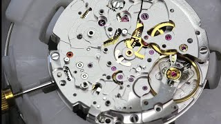 Super Factories: Breitling - 2 Watch Movement