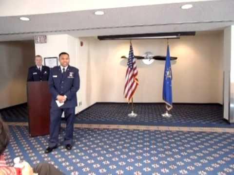 1st Lt. Garcia Promotion to Captain (Part 2)