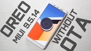 How to Install Oreo update without OTA in Redmi Note 5 Pro | Hindi | Mr.V