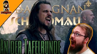 dArtagnan & Schandmaul - An der Tafelrunde | Reaction | Deutsch/German