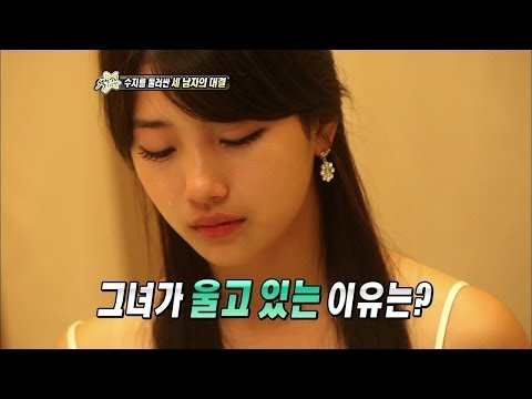 【TVPP】SUZY(Miss A) - A Triangular Situation with 2PM + Interview, 2PM과 삼각 관계? + 인터뷰 @ Section TV