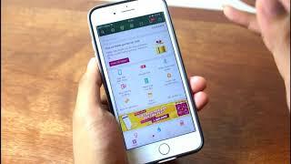 Trải nghiệm nạp tiền điện thoại trên MOMO 2018