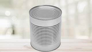 Repeat youtube video How To Open a Can Without a Can Opener