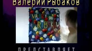 Новая рисованная ЗАСТАВКА - ЛОГОТИП \ Картина маслом на холсте.